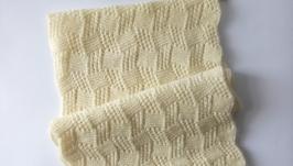 Круговой шарф - снуд спицами