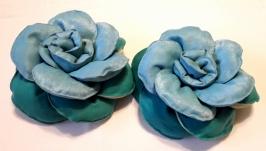 Декоративная подушка ′Роза′