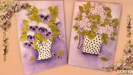 панно ′квіти′