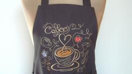 Фартук для кухни Кофе