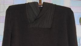 Мужской свитер из мериноса