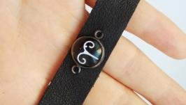 Кожаный браслет ′Aries′ (Овен)