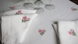 Комплект Нежные розы