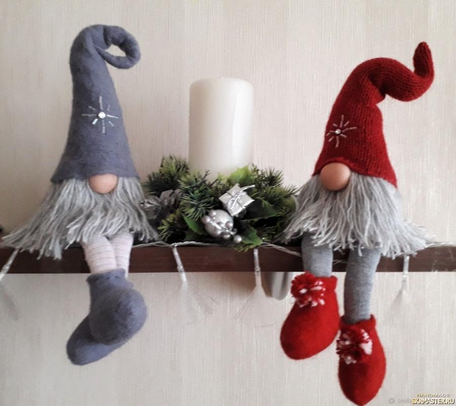 тут изображено Гномы рождественские Матвей и Тимофей