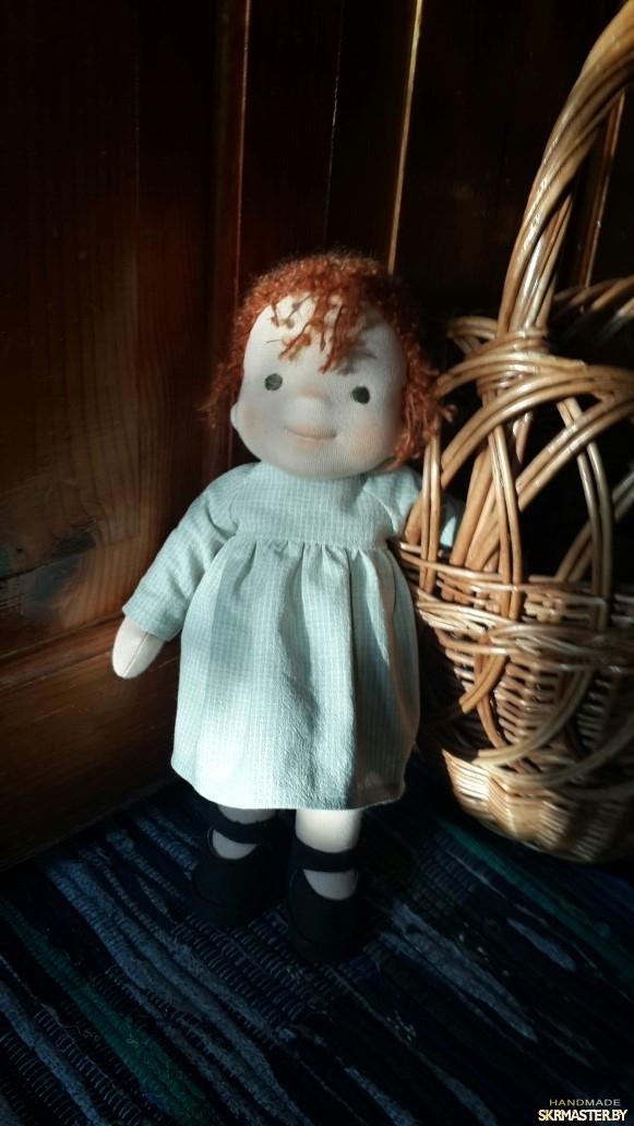 тут изображено кукла вальдорфская