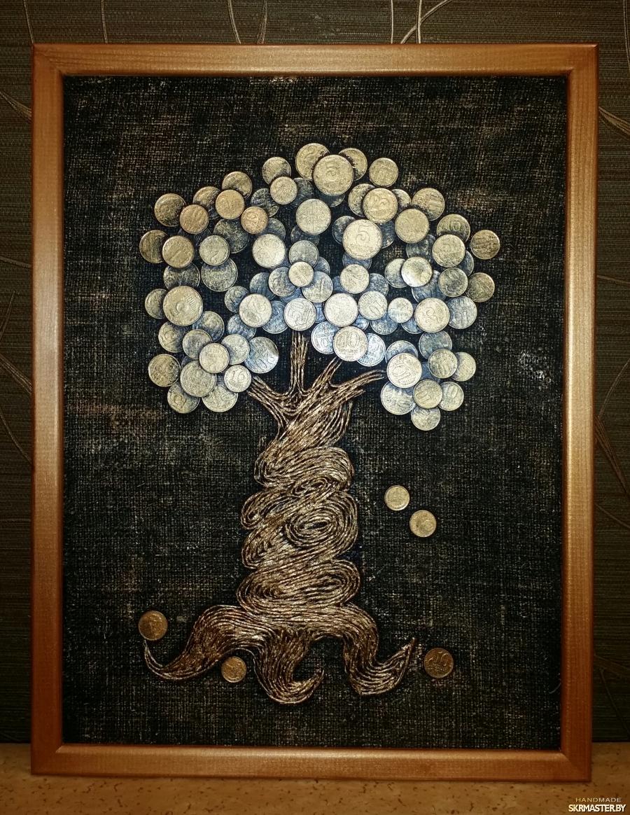 тут изображено Денежное дерево
