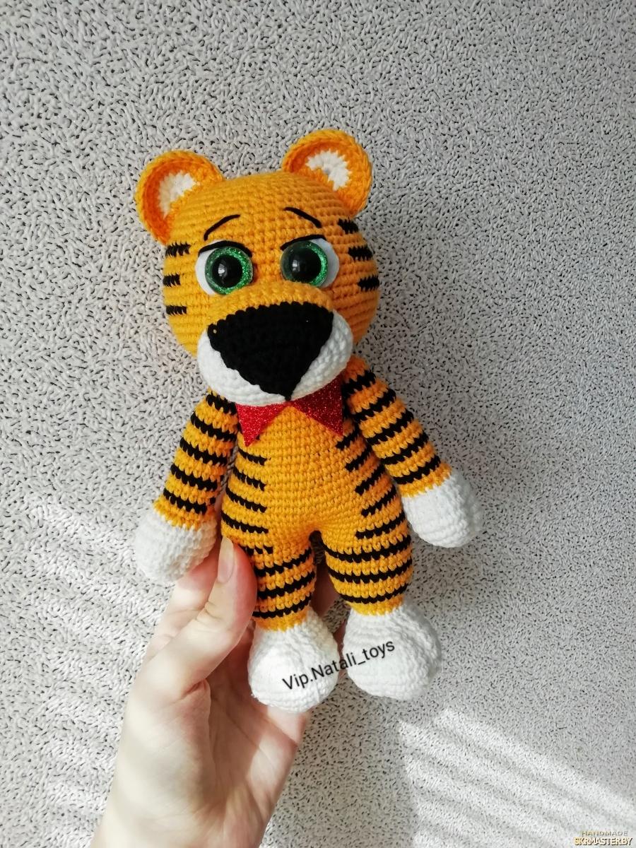 тут изображено Тигр
