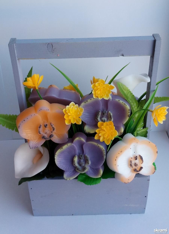тут изображено Орхидеи