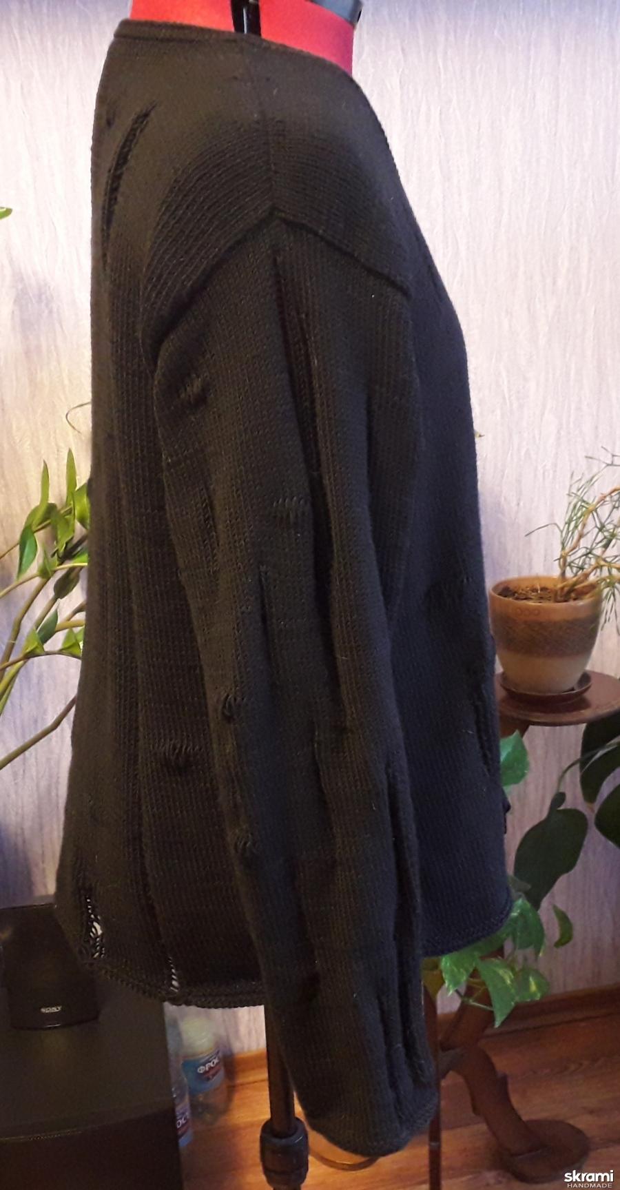 Пуловер в стиле ′ ЛАКШЕРИ′