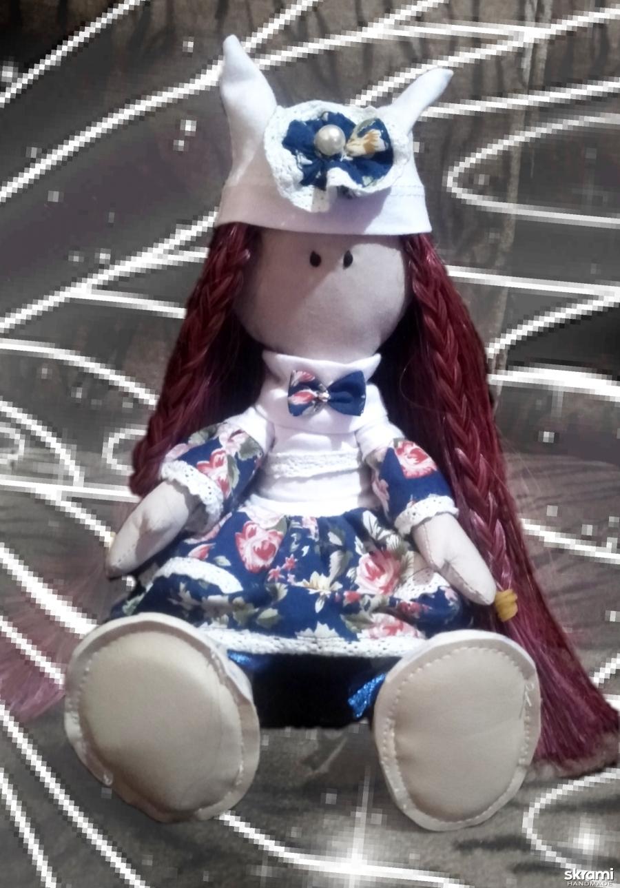 тут изображено Интерьерная кукла