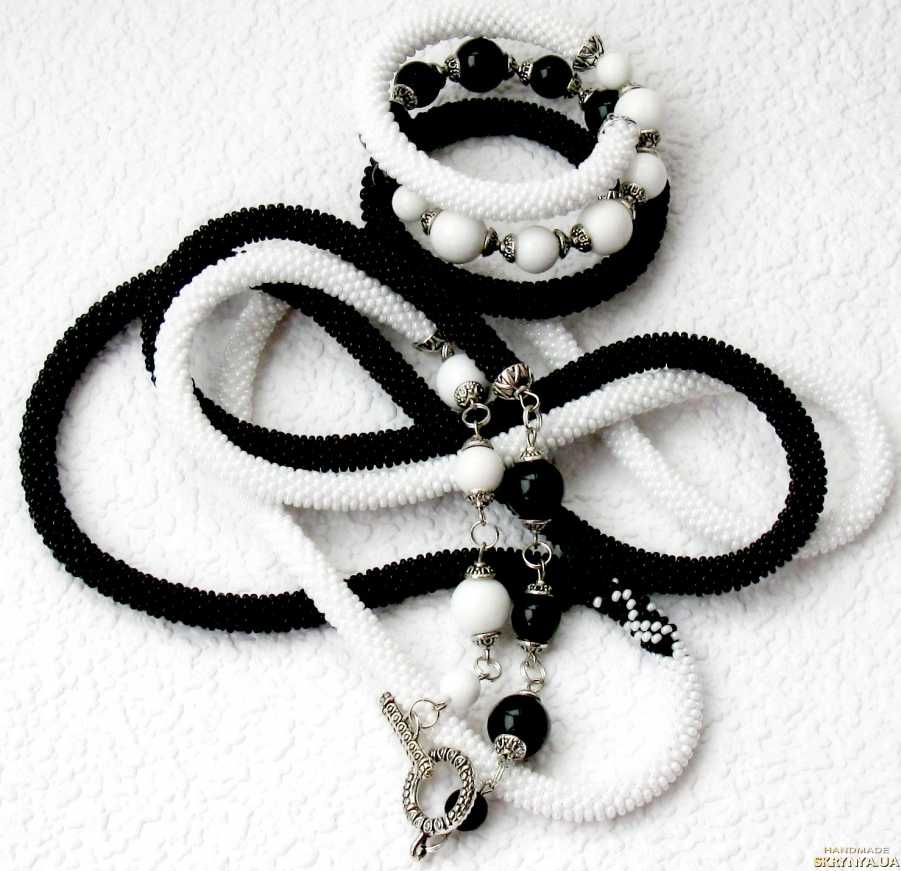 pictured here  Yin and Yang decoration set