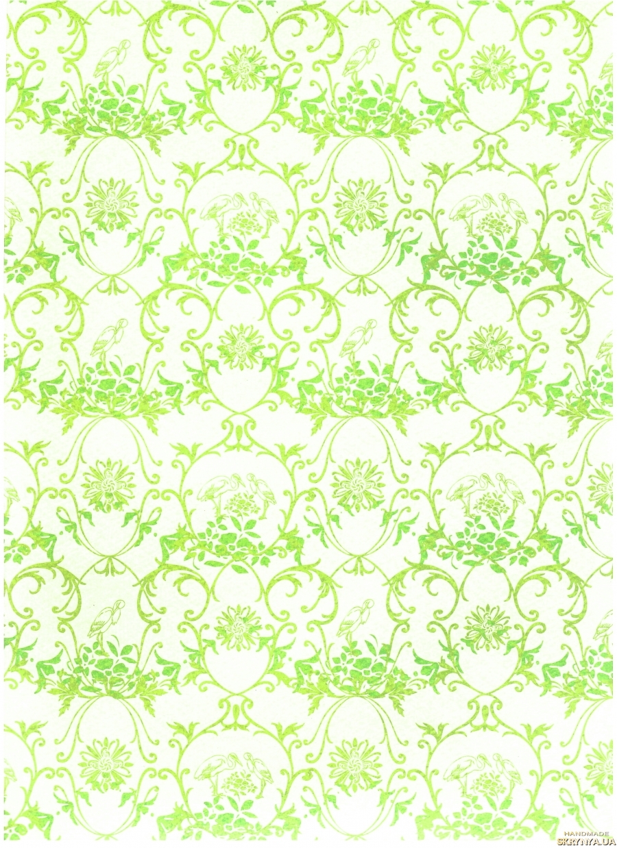 pictured here Scrapbooking paper А3 No. 15