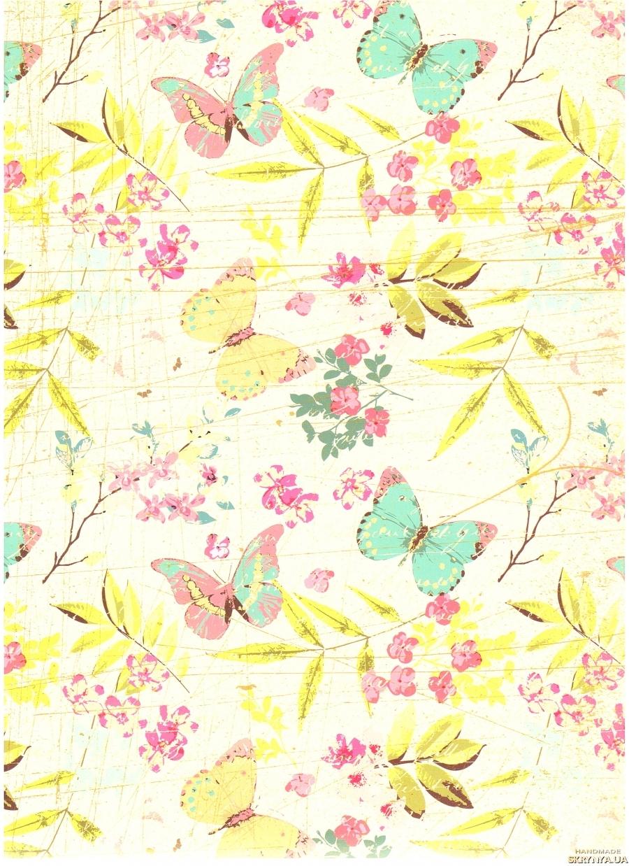pictured here Scrapbooking paper А3 No. 26