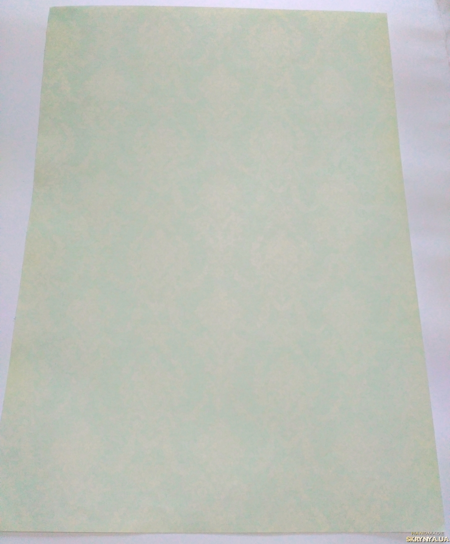 pictured here Scrapbooking paper А2 No. 5