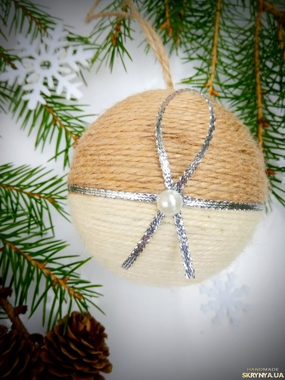 pictured here Christmas tree decoration