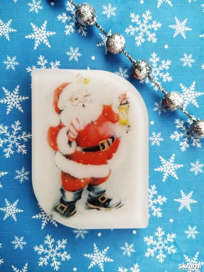 тут изображено Мыло ′Дед Мороз′