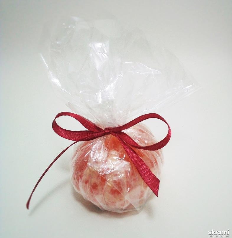 тут изображено Мыло ′Мандарин′ с мандаринным ароматом