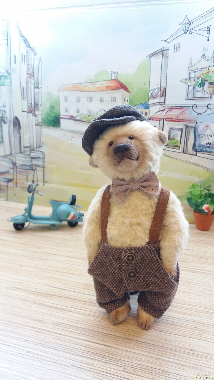 pictured here Bear Jora teddy