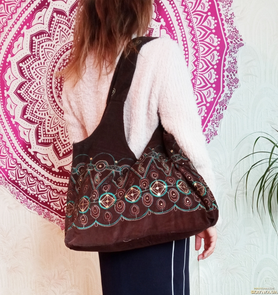 pictured here Shopper bag