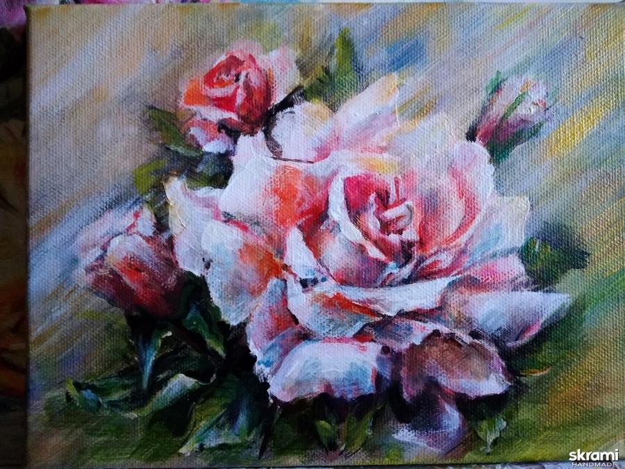 тут изображено ′Розовый этюд′