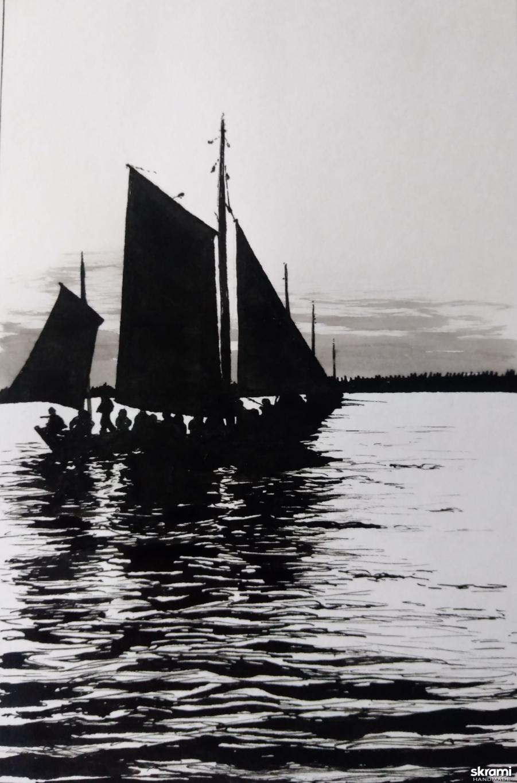 тут изображено Паруса  The Sails