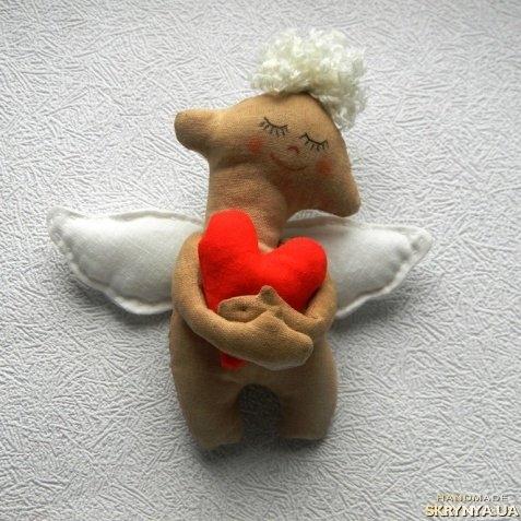 тут изображено «Ангел ароматизированный»