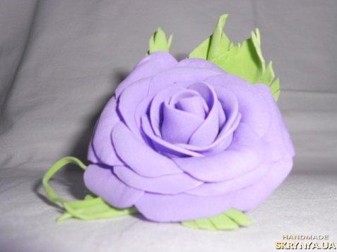тут изображено Троянда