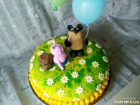 тут изображено торты на заказ