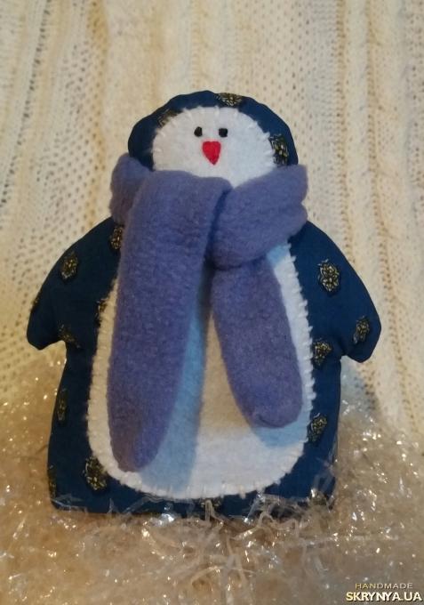тут изображено Пінгвінчик.