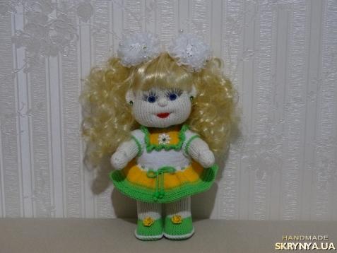 тут изображено Лялька