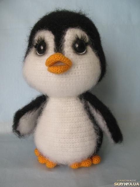 тут изображено Пингвин Тинки
