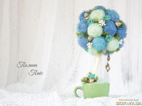 тут изображено Декоративное деревцо ′Морское′