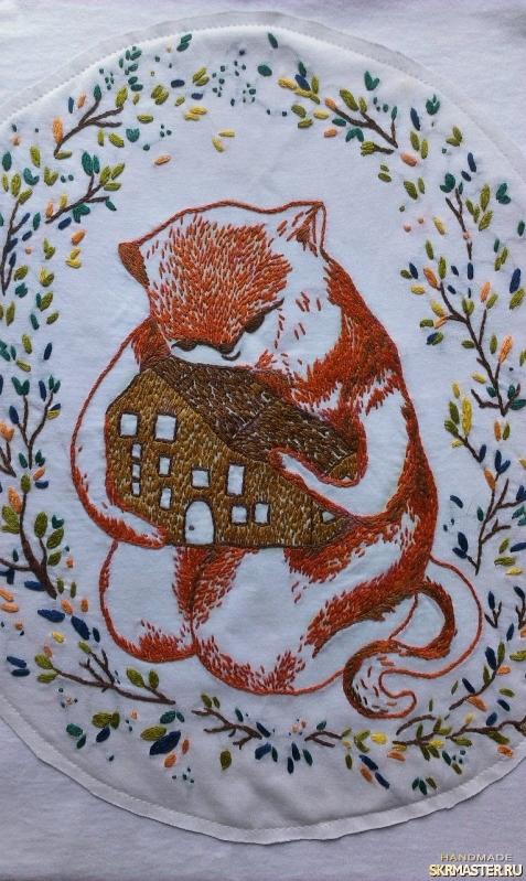 тут изображено Вышивка с вышивкой блуза блузка лонгслив кофта джемпер кардиган