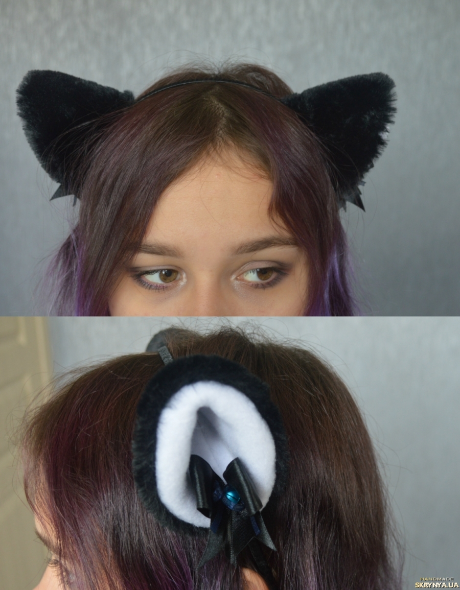 профессия где можно сделать кошачьи ушки на фото как изысканное нижнее