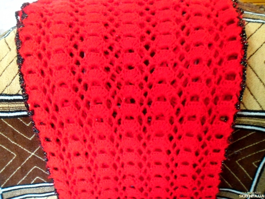 тут изображено шарф палантин