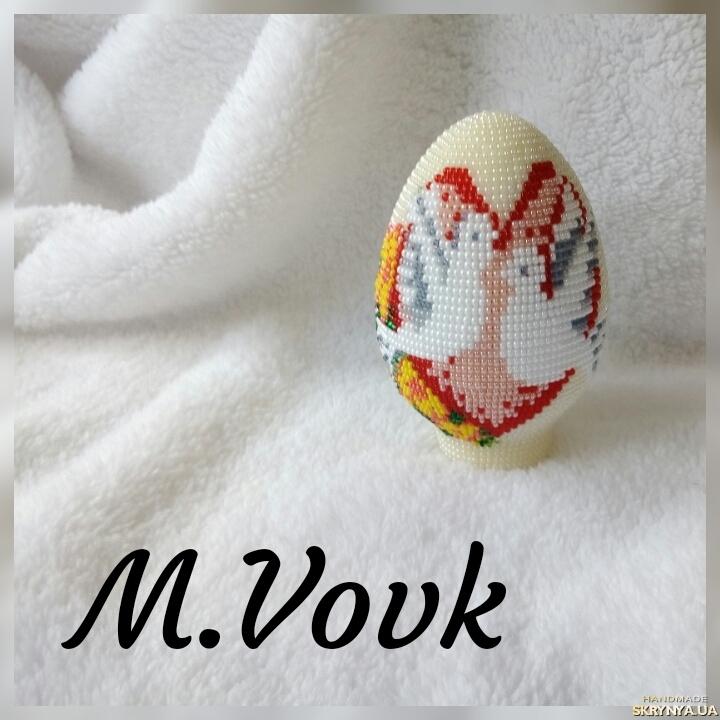 тут изображено Сувенірне яйце
