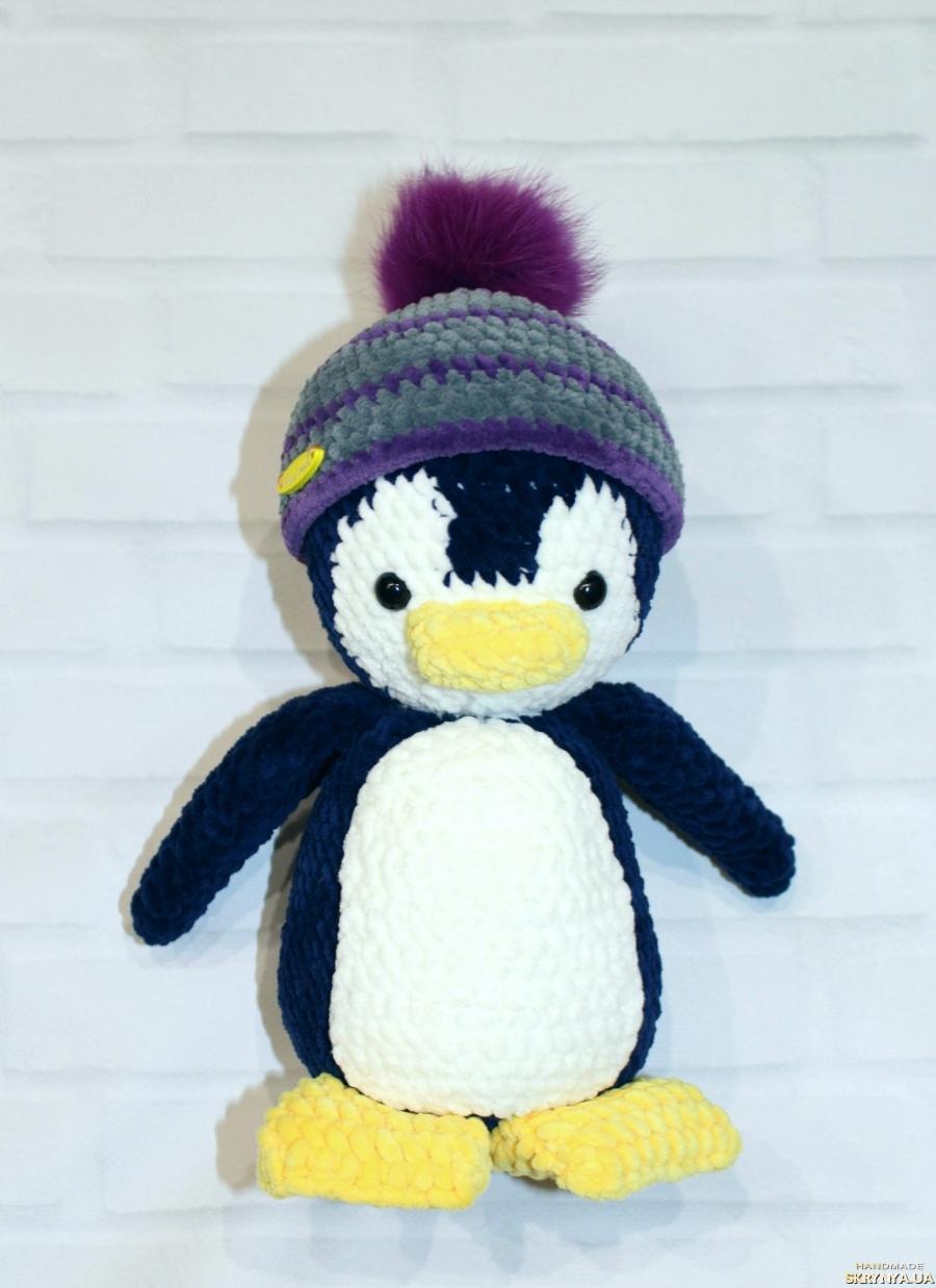 тут изображено Пінгвін