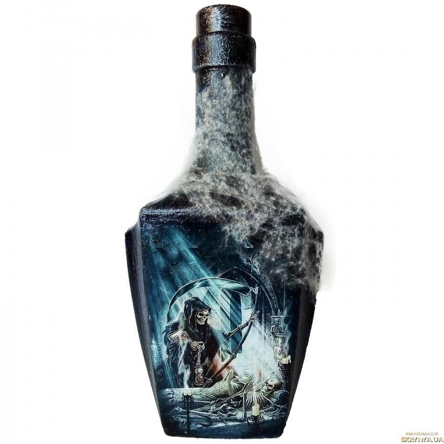 тут изображено Сувенирная бутылка Halloween Декор Декор для Хэллоуина