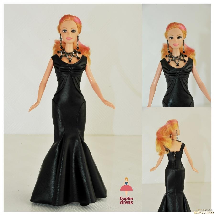 тут изображено Одежда для Барби