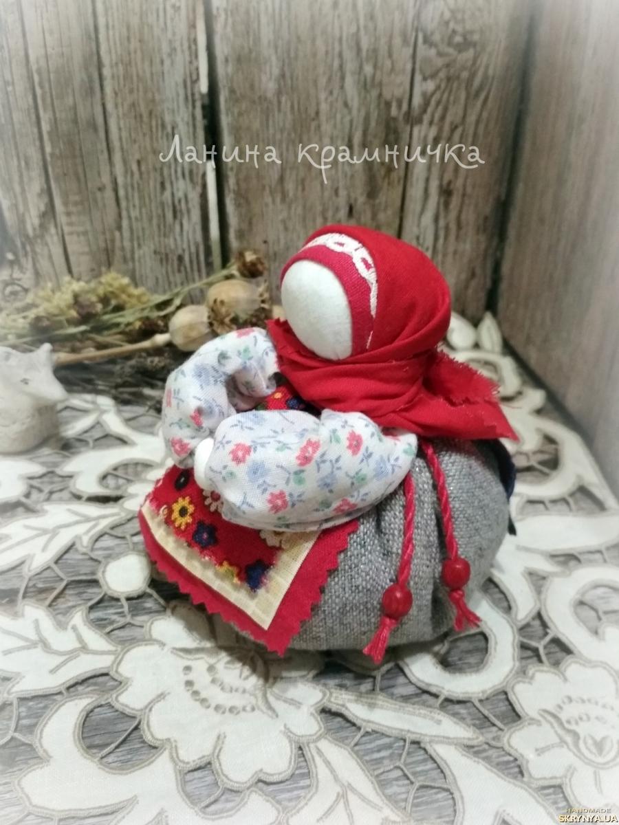 тут изображено лялька Благополучниця