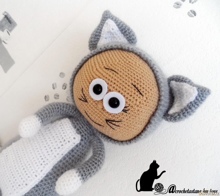 Кукла Бонни в костюме Кошки