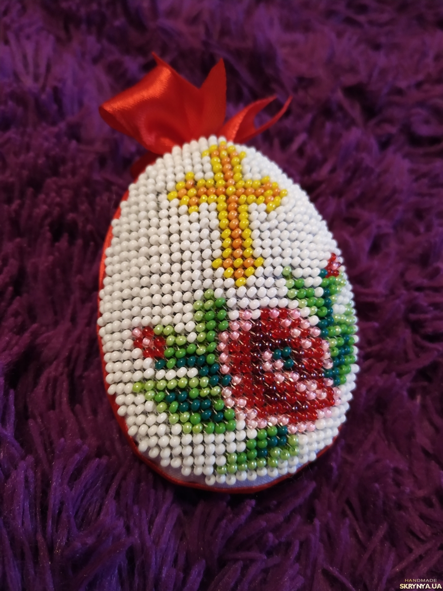 тут изображено Яйце великоднє