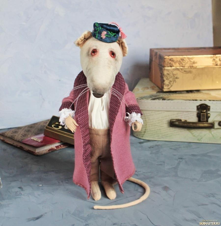тут изображено Крыс Генрих