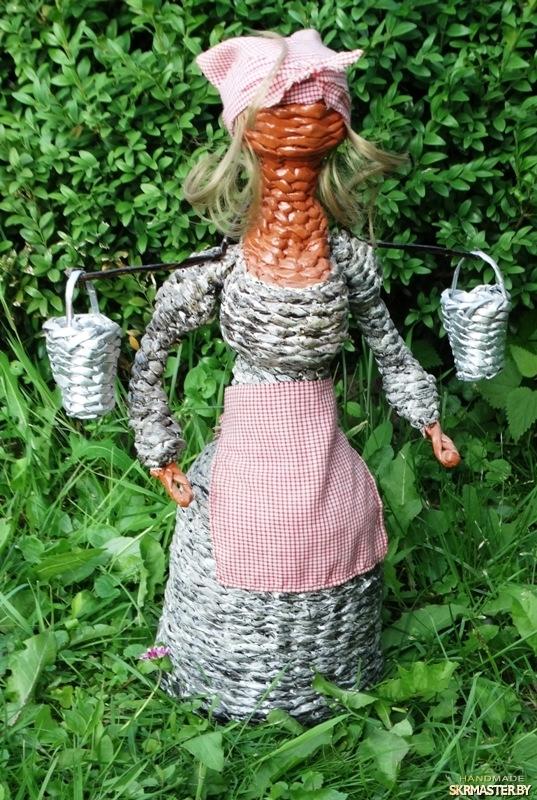 тут изображено Кукла оберег