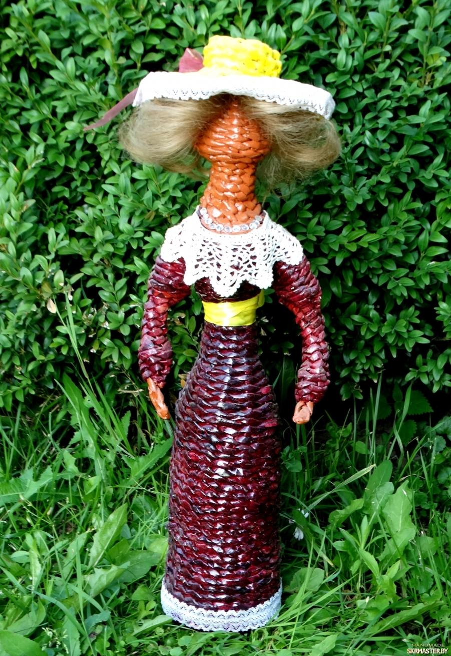 тут изображено Кукла-оберег