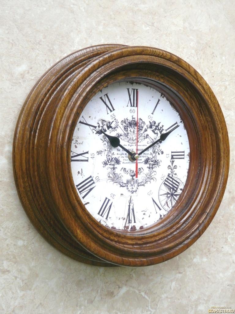 тут изображено Часы каютные классические. N 16
