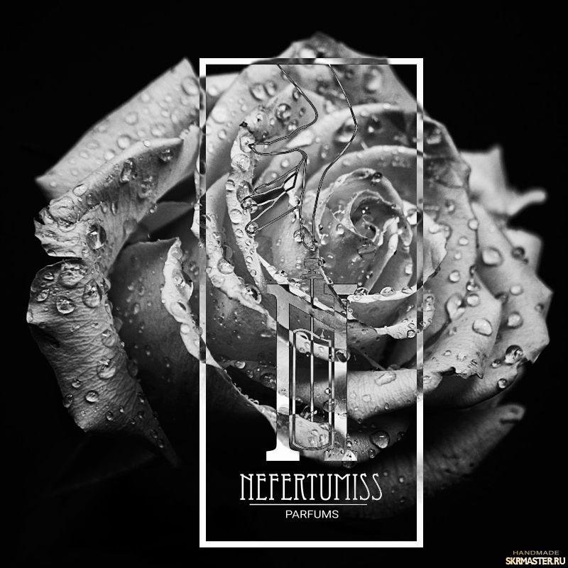 тут изображено Парфюмерная вода ′Серебряная роза′