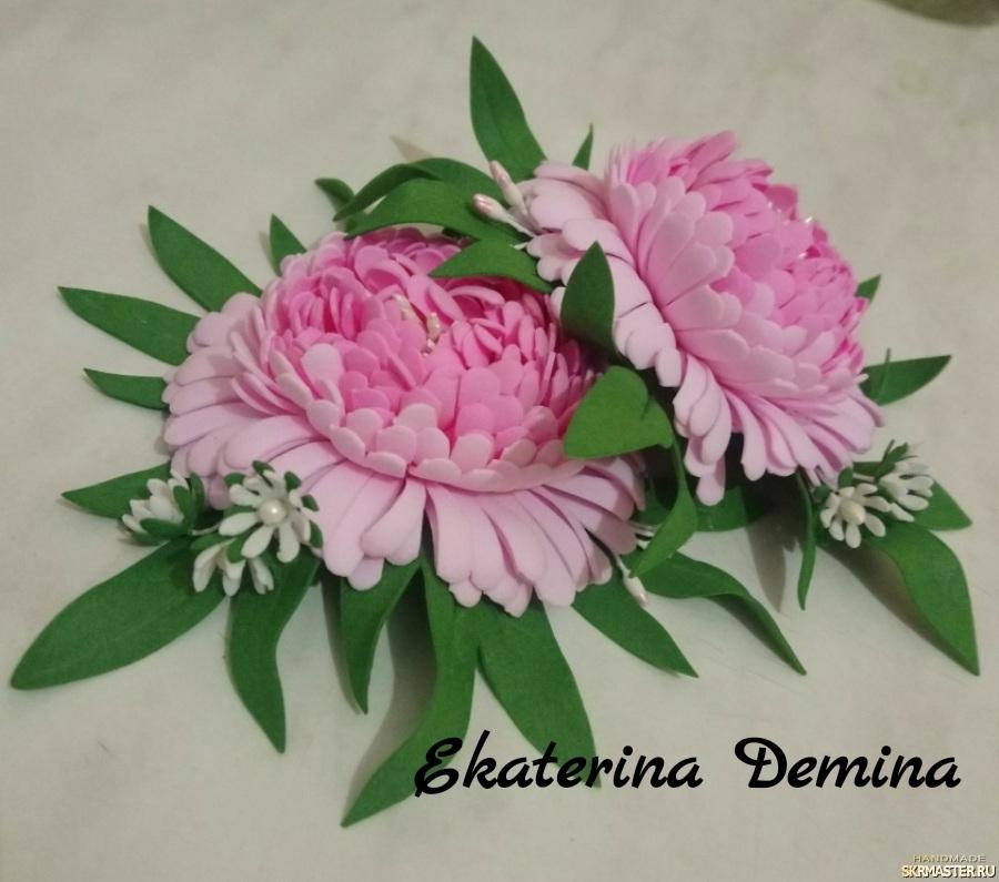 тут изображено Резиночки ′Розовая нежность′