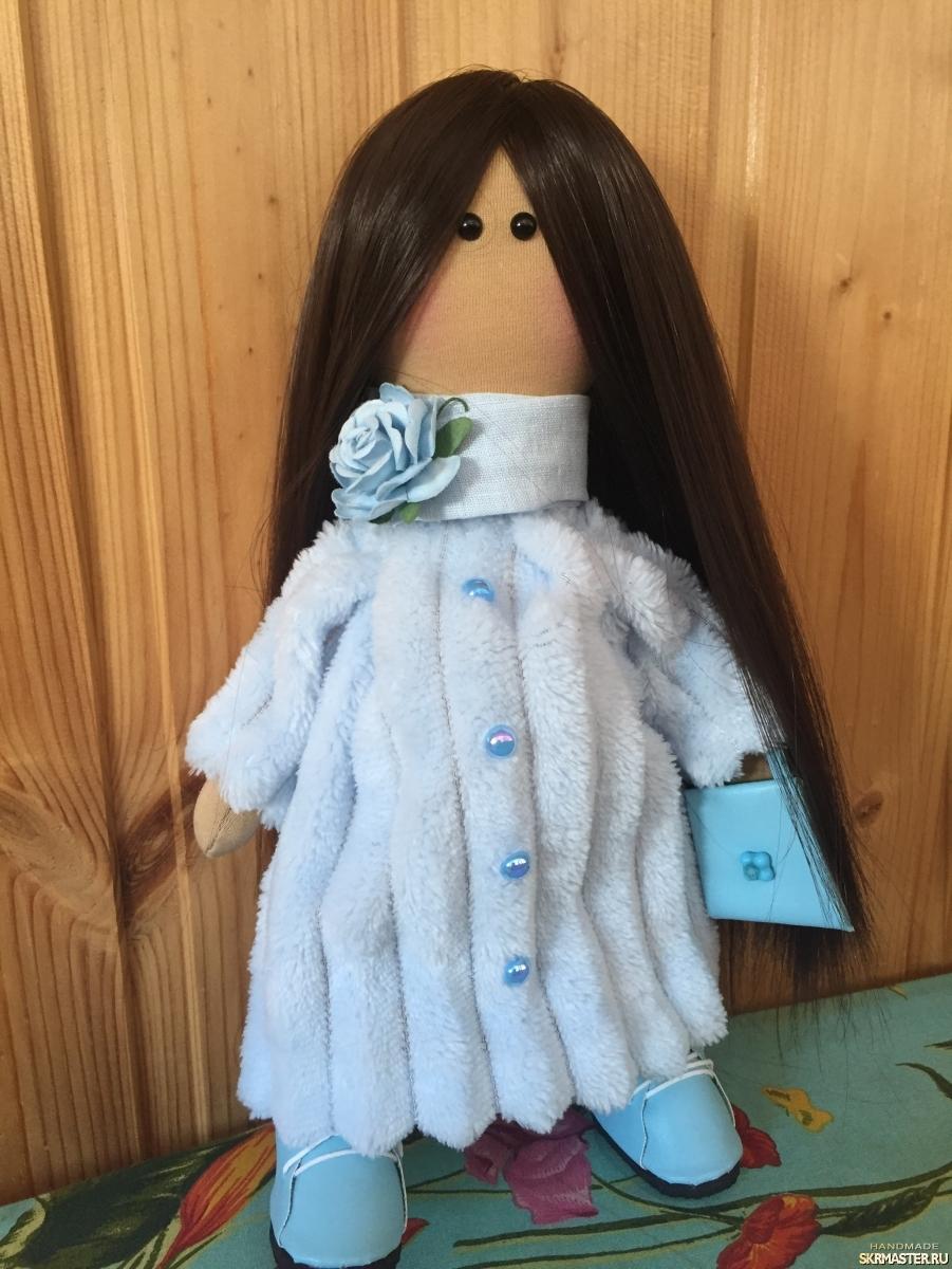 тут изображено Кукла ′Зимняя красавица′
