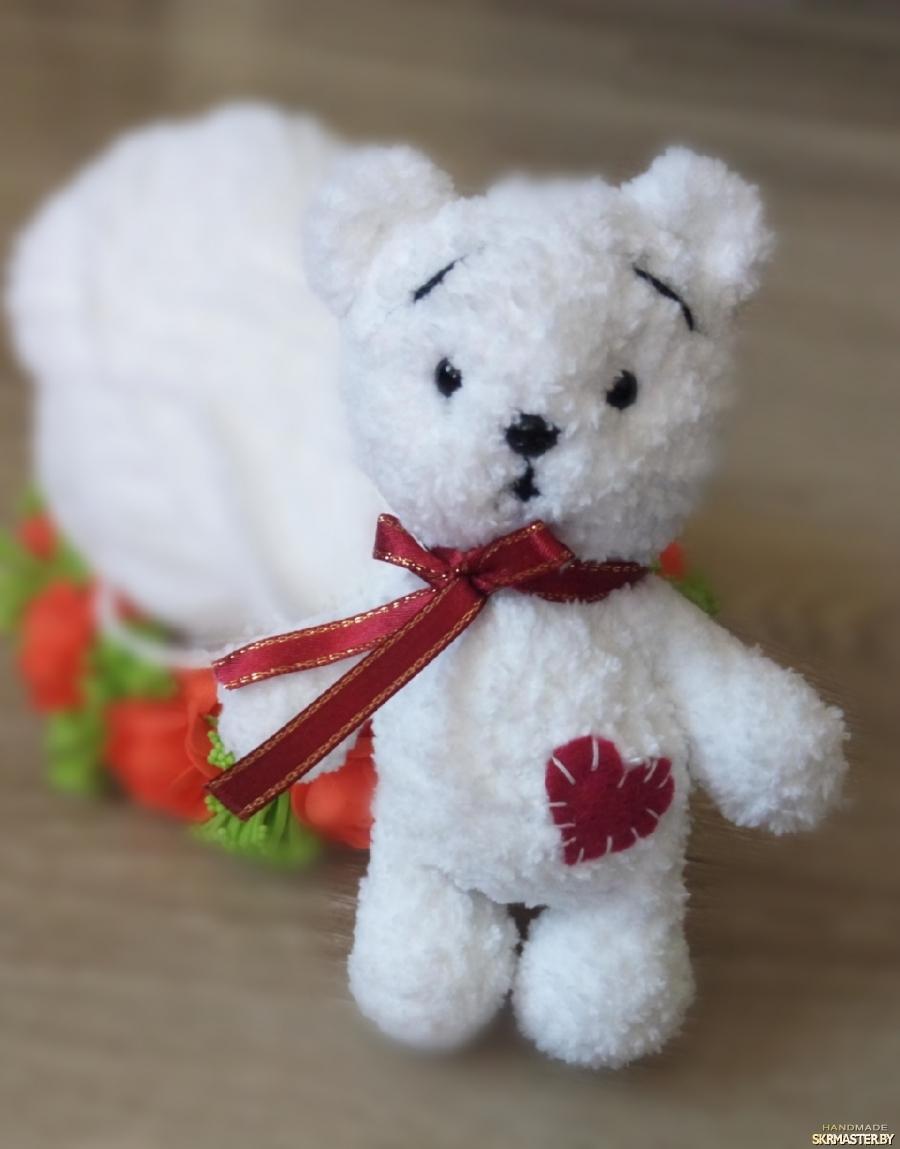 тут изображено Медвежонок